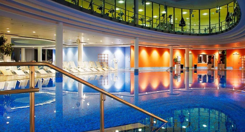 Berlin: 2 Tage für 2 Personen im Doppelzimmer inkl. Frühstück und SPA & Pool im Centrovital Hotel für 109 €