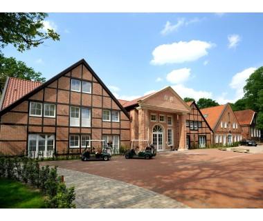 3 Übernachtungen im Komfortablen Doppelzimmer im Hotel Golfpark Gut Düneburg..