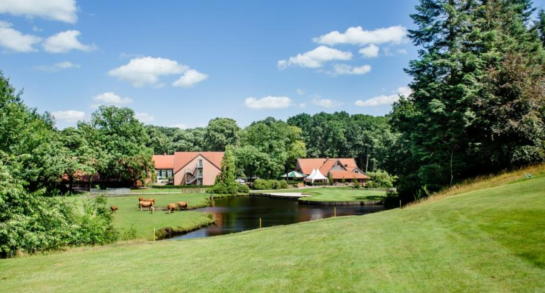3 Übernachtungen im Komfortablen Doppelzimmer im Hotel Golfpark Gut Düneburg
