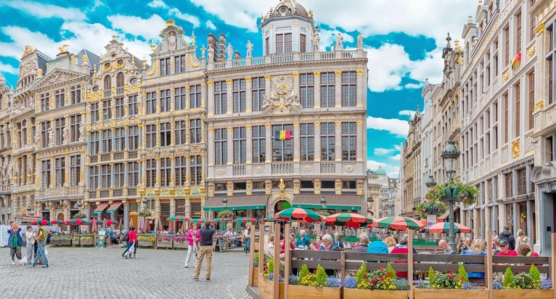 Brüssel: 3 Tage Sightseeing und Kultur für Zwei in der belgischen Hauptstadt inkl. Frühstück und Transfer zum Gresham Belson Hotel Brussels für 139€