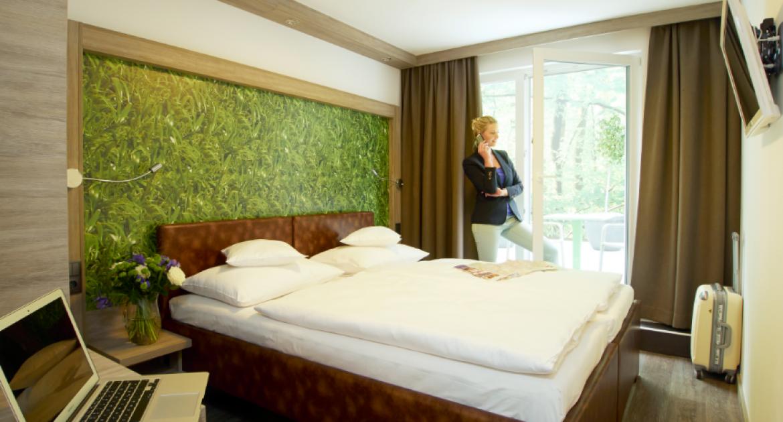 Wien / Vienna 1 ÜN/F für 2 Personen im Superior-Doppelzimmer HB1 Hotel Wien Schönbrunn