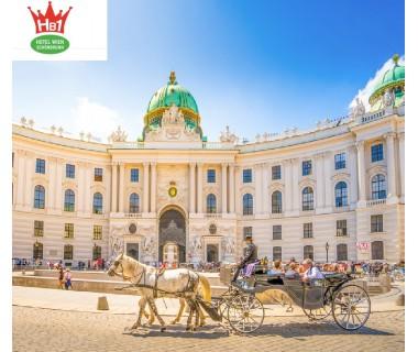 Wien Österreich Hotel: 1 ÜN/F für 2 Personen im Superior-Doppelzimmer im HB1 Wie..