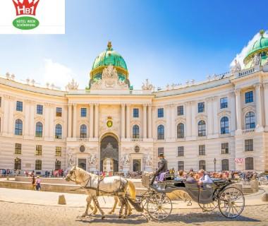 Wien Österreich Hotel: 1 ÜN/F für 2 Personen im Superio..