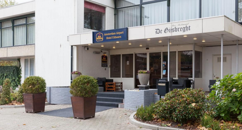 Holland: 2 ÜN für 2 Pers. im DZ bzw. Junior Suite (je nach Verfügbarkeit) im Best Western Amsterdam Airport Hotel Uithoom 139€