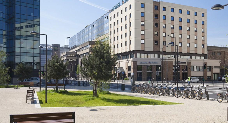 Paris: 2 Tage im DZ/F für 2 Personen im Hotel Apogia Paris in Frankreich für 79€