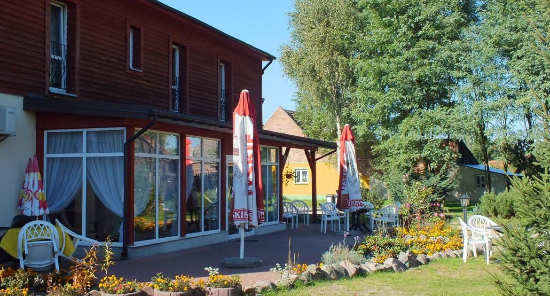 Polen: 5 Tage für 2 Personen inklusive 3-Gang Menü in Center Angelos in Bronkow