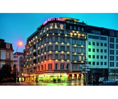 Luxemburg: 3 Tage im Doppelzimmer im Hotel Grand Hôtel Cravat inkl. Frühstück..