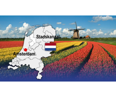 Holland: 3 Tage im Deluxe Doppelzimmer inkl. Frühstück / Halbpension..