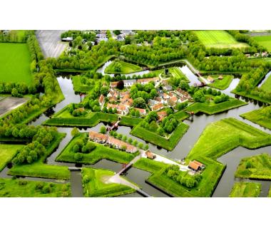 Holland: 3 Tage im Deluxe Doppelzimmer im  4* City Hotel Stadskanal 119€..