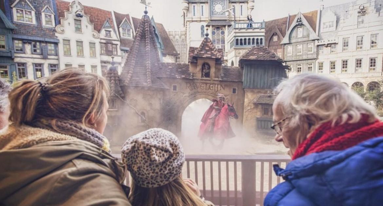 Holland: 3 Tage im 4*Hotel De Druiventros & Tickets für den Freizeitpark Efteling