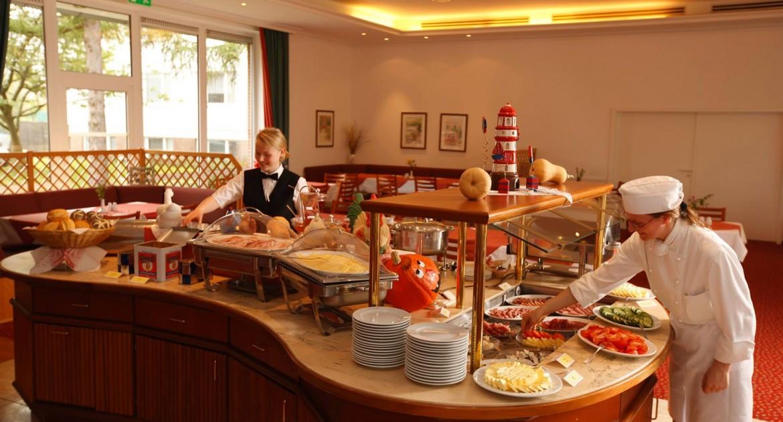 Rostock: 2 ÜN/F für 2 Personen im DZ (Upgrade nach Verfügbarkeit) inkl. Sauna, zusätzlich 20% Rabatt auf alle Speisen & Getränke im Elbotel Rostock für 129€