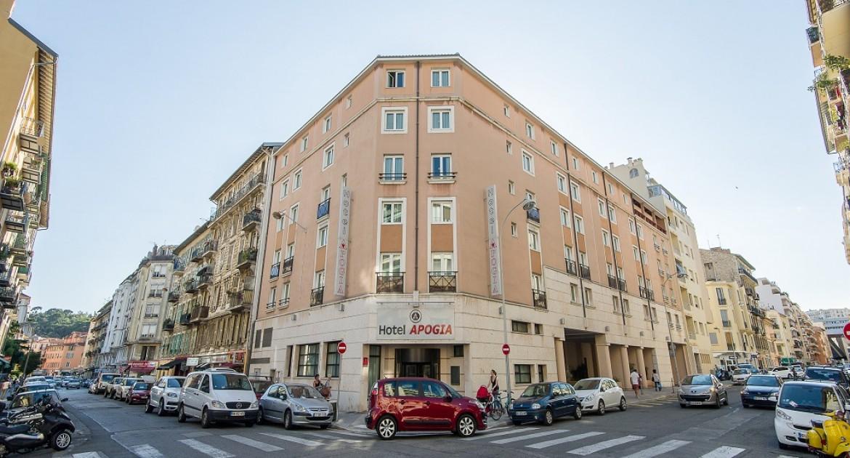 Nizza, Frankreich 3 Tage inkl. Frühstück für 2 Personen im Hotel Apogia Nice für 155€
