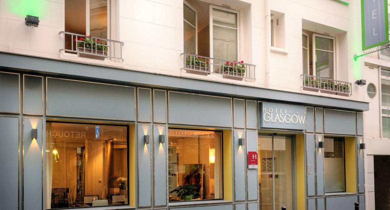 Kurzreise Paris Frankreich 3 Tage für 2 Personen inkl. Frühstück Hotel Glasgow