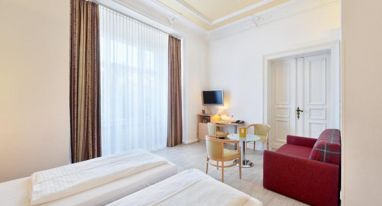 Berlin 3 Tage im standard Doppelzimmer für 2 Personen inkl. Frühstück Hotel Tiergarten Berlin
