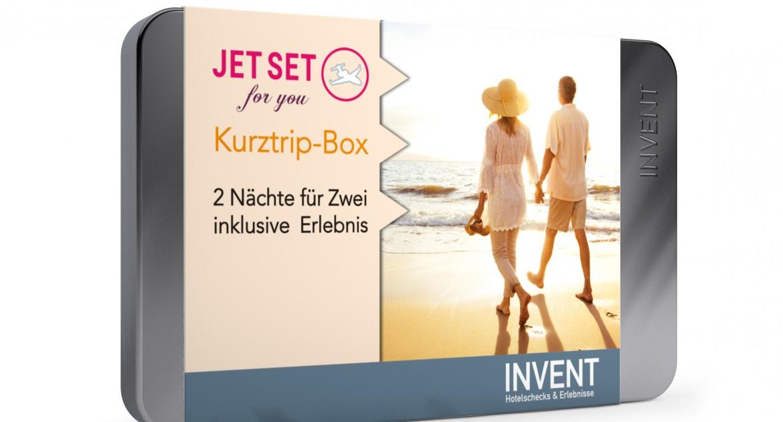 Multi Hotel Gutschein 3 Tage Kurzurlaub 2 Personen über 100 Hotels Urlaubsbox