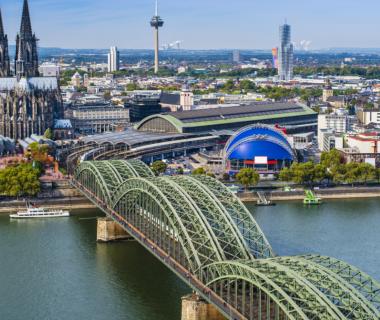 Köln: 3 Tage in einem Standard-Zweibettzimmer (Twinbett..