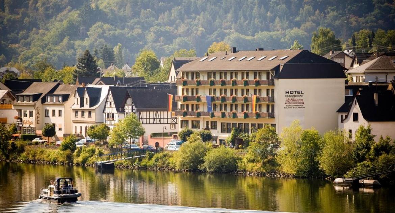 3 Tage für 2 Personen an der Mosel wohlfühlen inkl. Frühstück im Hotel Lellmann