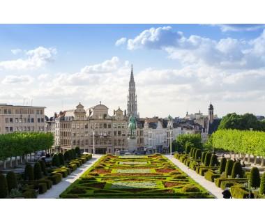 Brüssel: 3 Tage inklusive Frühstück für 2 Personen im Cosy Double-Room im Martin..