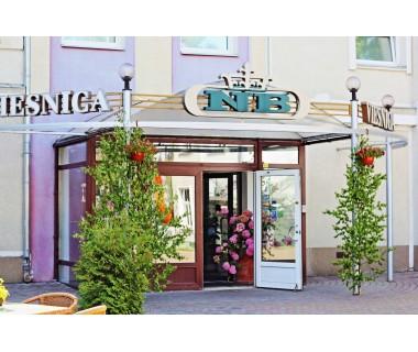 Lettland / Riga: 4 Tage im  DZ inkl. Frühstück im NB Hotel..
