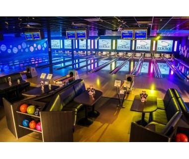 Paderborn: 3 Tage Kurzurlaub im DZ inkl. Bowling + Essen im IBB Blue Hotel Pader..