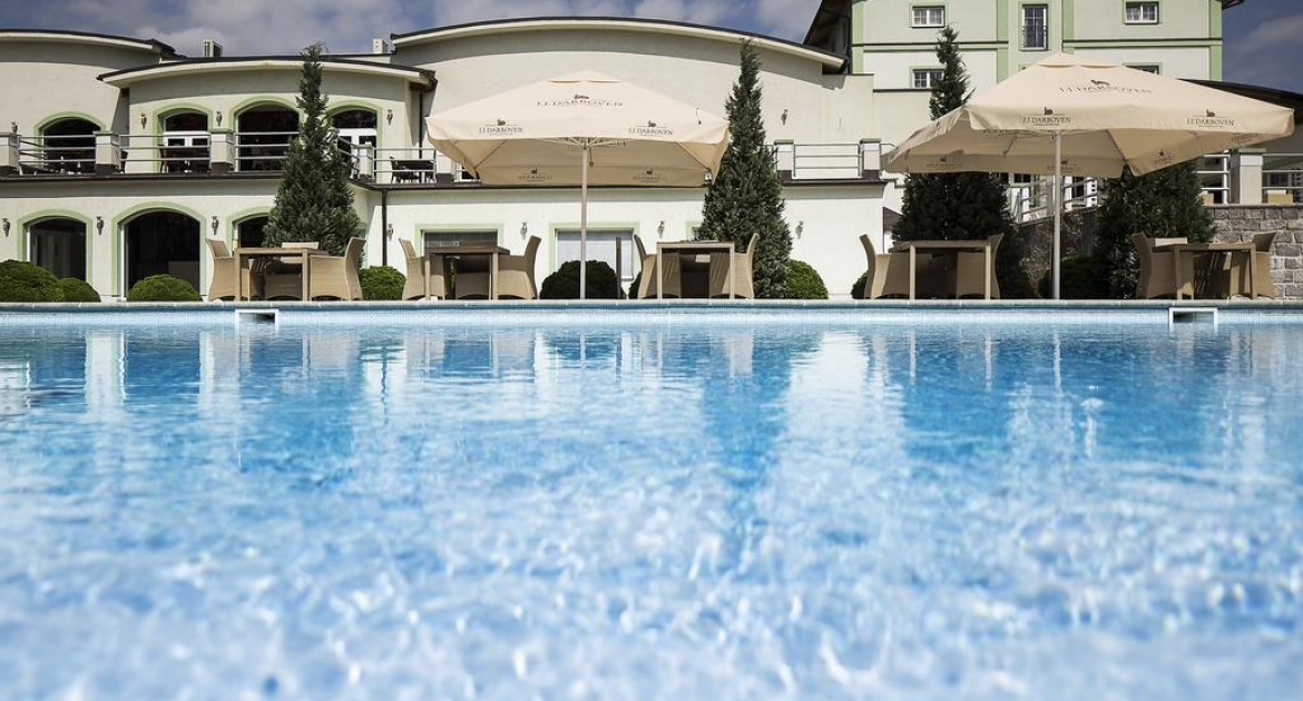 Pilsen Tschechien: 2 Tage im DZ Superior inkl. Frühstück, Sauna, Schwimmbad im Parkhotel Plzen CONGRESS CENTER für 79€