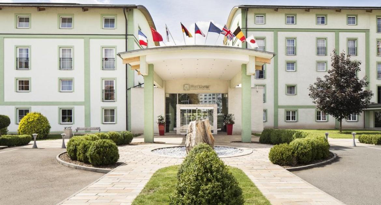 Pilsen Tschechien: 3 Tage im DZ Superior inkl. HP, Sauna, Schwimmbad im Parkhotel Plzen CONGRESS CENTER für 220€