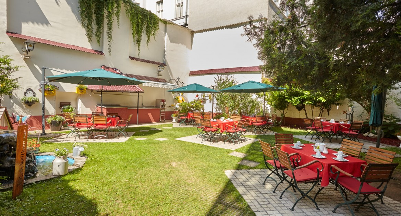 Wien: 2 ÜN/F für 2 Personen im Standard-DZ mit Welcome Drink, Leihfahrrad & Obstkorb im Hotel Praterstern