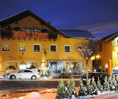 Bayern 3 Tage inkl. HP für 2 Personen im Bayerischen Wald im 3* Hotel Rösslwirt