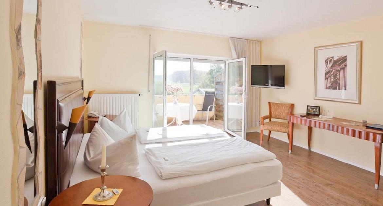 Bayern: 3 Tage/F für 2 Personen im Komfort-DZ inkl. Begrüßunggetränk in Hotel Gut Wildbad